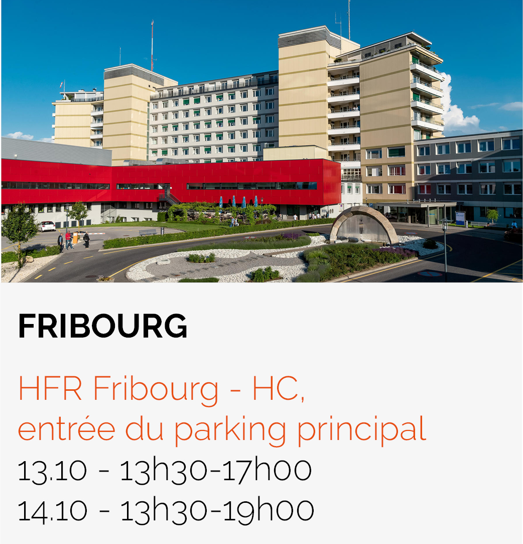 Date Roadtrip HFR - Fribourg HC