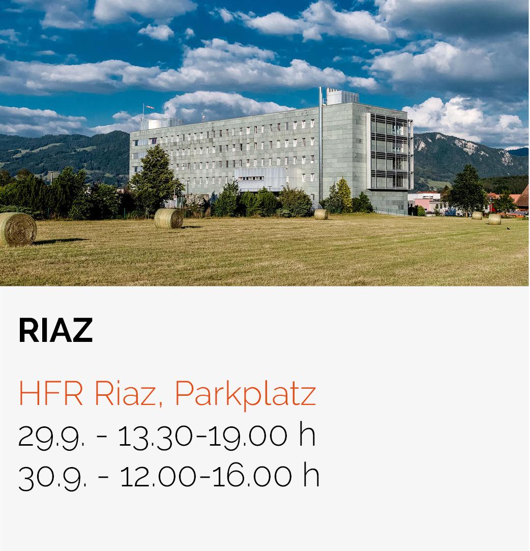 Date Roadtrip HFR - Riaz