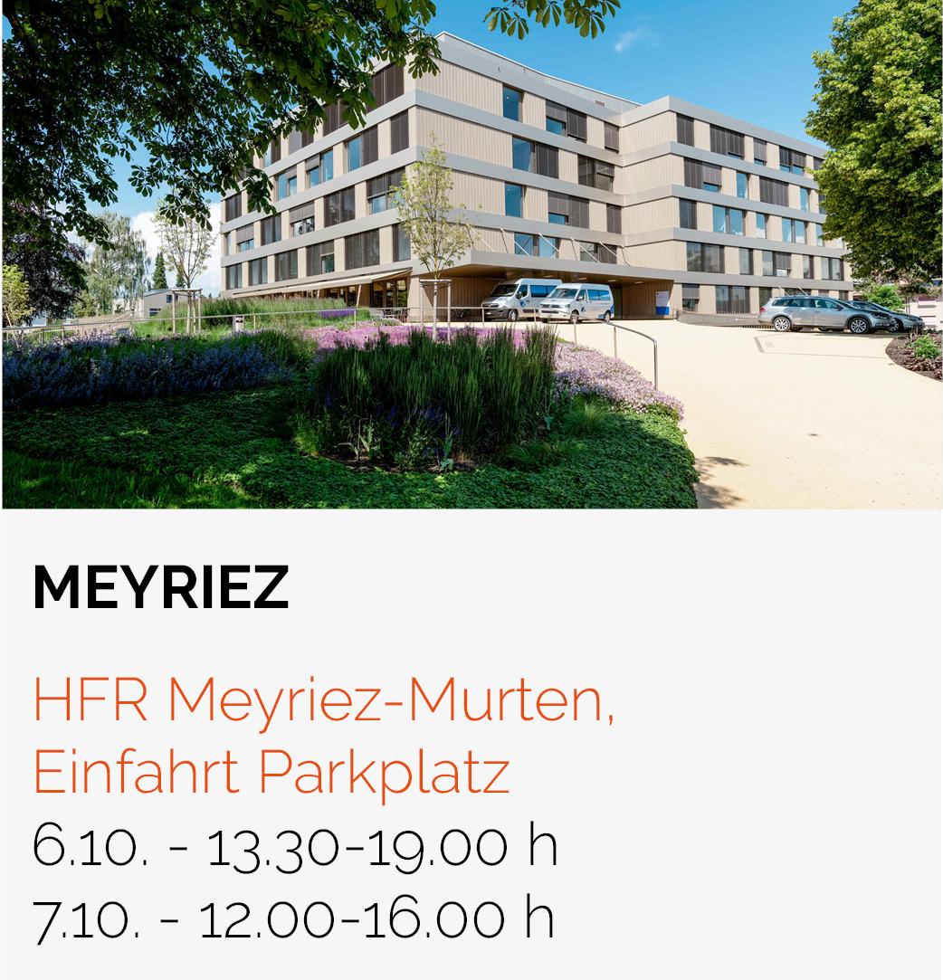 Date Roadtrip HFR - Meyriez