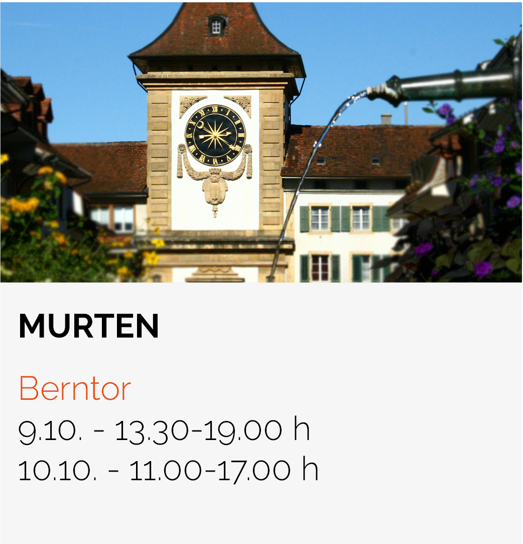 Date Roadtrip HFR - Murten