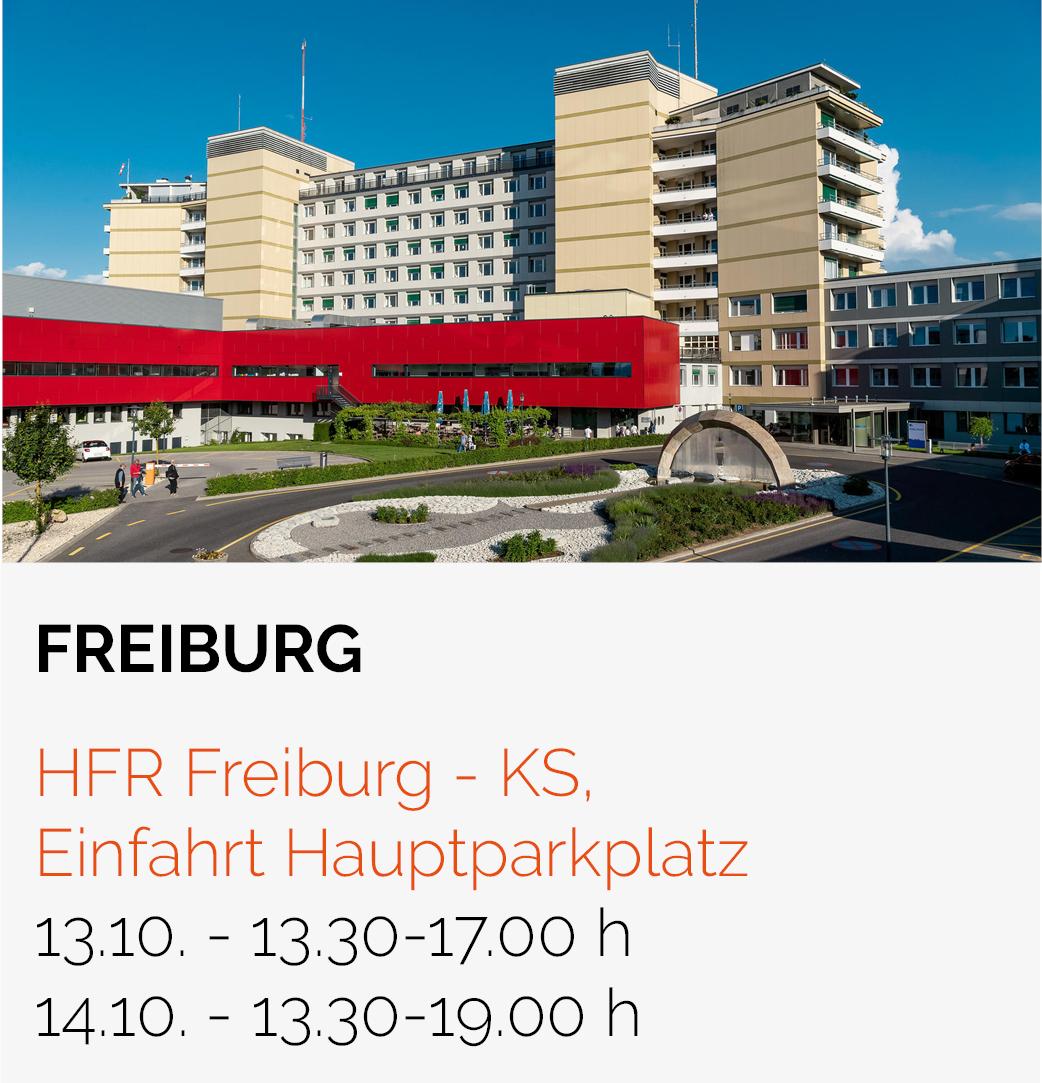 Date Roadtrip HFR - Freiburg KS