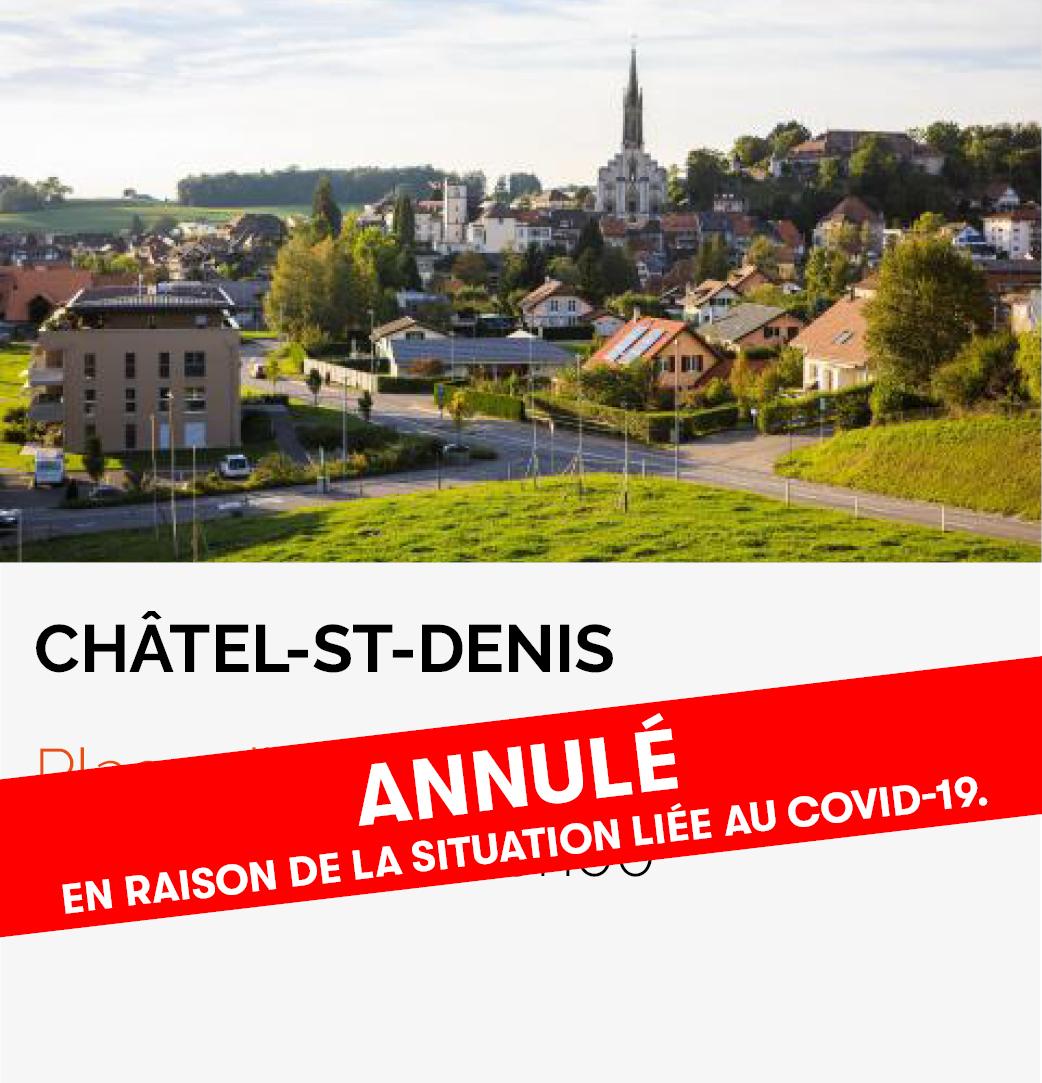 Date Roadtrip HFR - Châtel-St-Denis